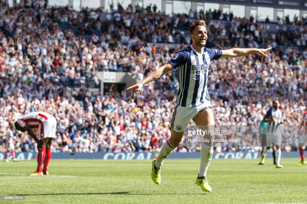 West Bromwich Albion v Stoke City - Premier League : News Photo