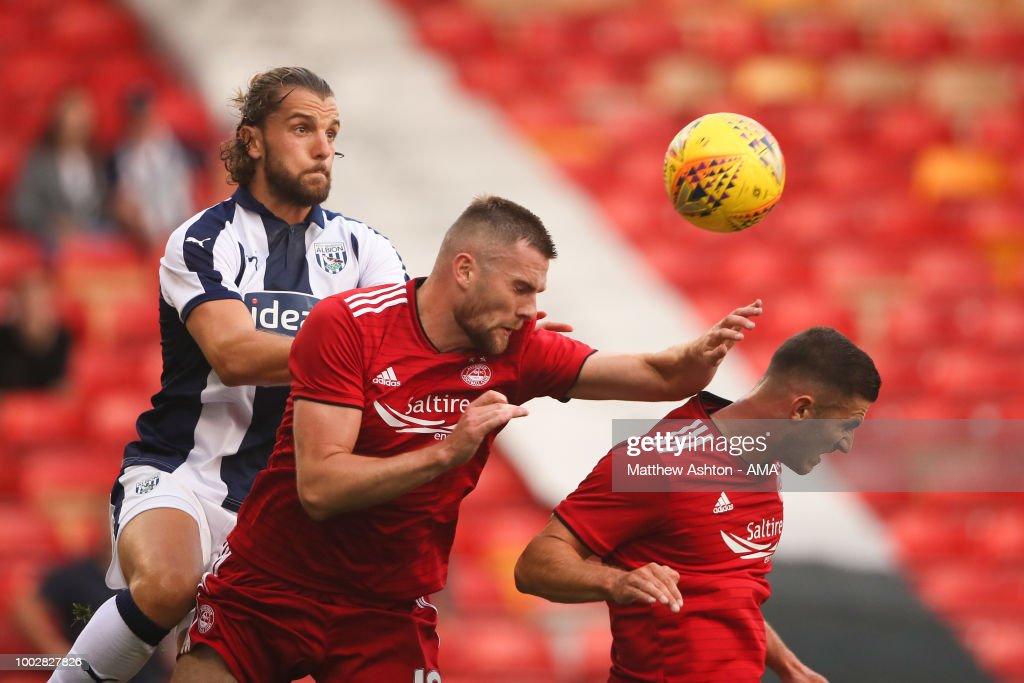 Aberdeen v West Bromwich Albion: Pre-Season Friendly