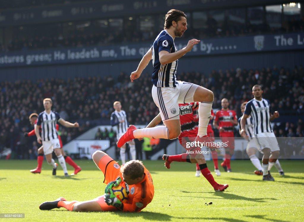 West Bromwich Albion v Huddersfield Town - Premier League