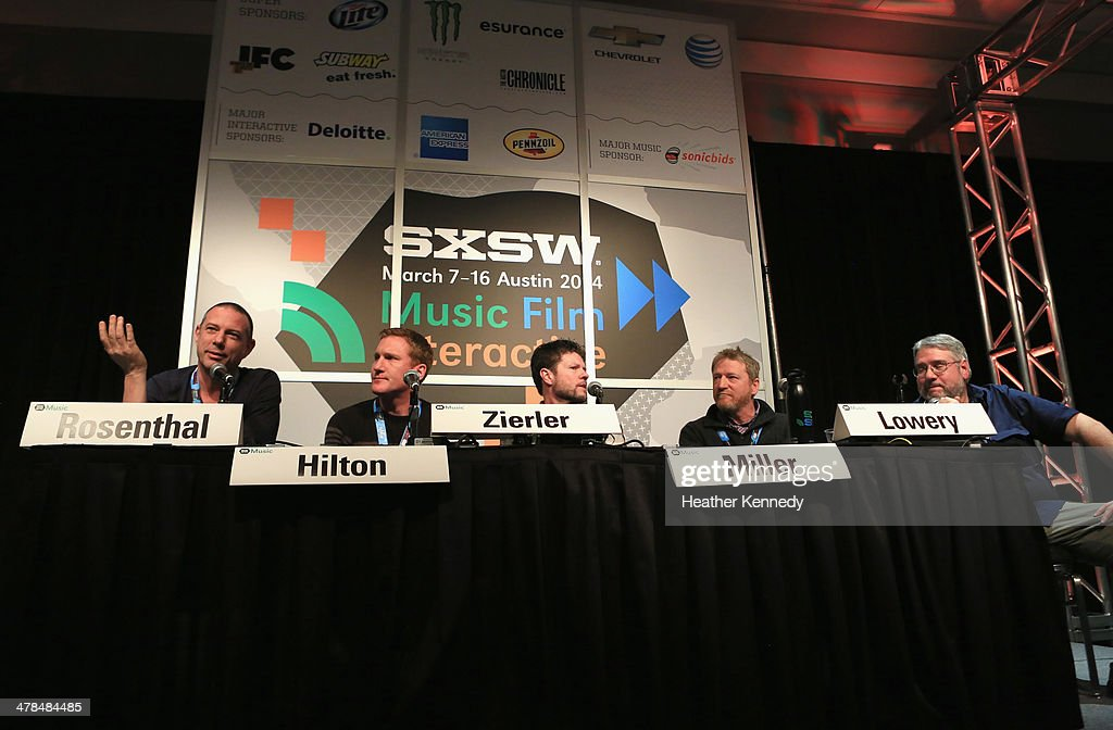 Love The Art, Fuck The Artist: The Re-emerging Artist Rights Movement? - 2014 SXSW Music, Film + Interactive