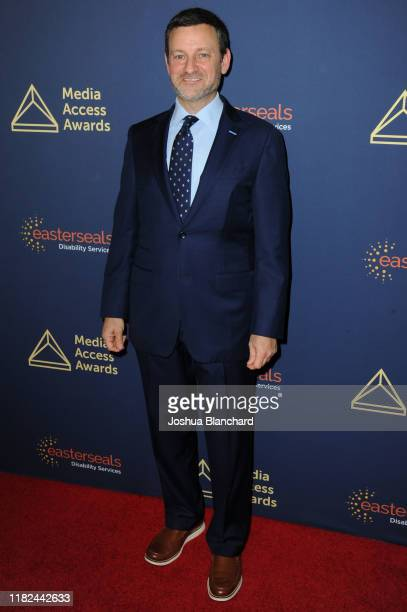 Jay Ruderman attends the 40th Annual Media Access Awards In Partnership With Easterseals at The Beverly Hilton Hotel on November 14, 2019 in Beverly...