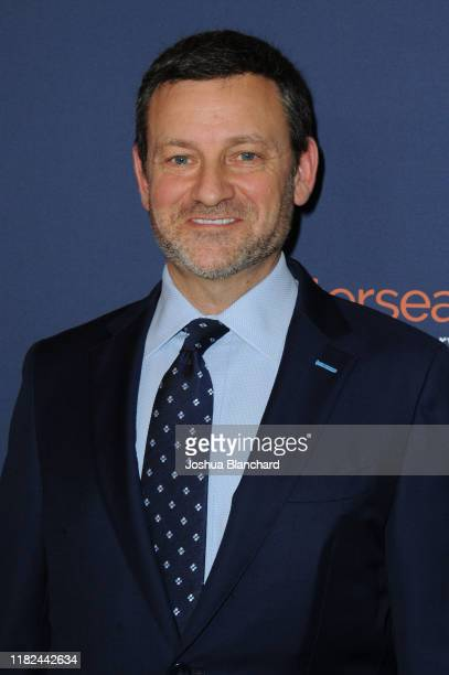 Jay Ruderman attends the 40th Annual Media Access Awards In Partnership With Easterseals at The Beverly Hilton Hotel on November 14 2019 in Beverly...