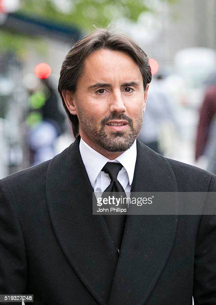 Jay Rutland appears in court accused of assisting an offender at Thames Magistrates' Court on April 6 2016 in London England Rutland the husband of...