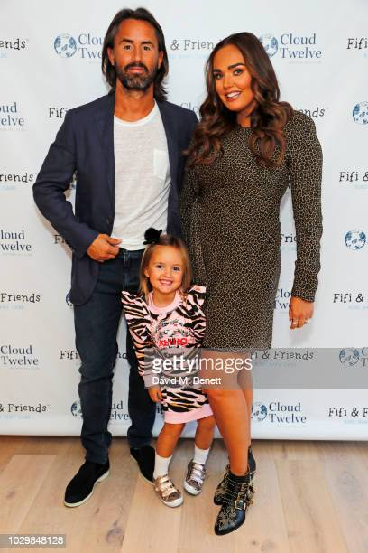 Jay Rutland Sophia Ecclestone Rutland and Tamara Ecclestone attend Fifi Fest hosted by Tamara Ecclestone at Cloud Twelve private members club to...