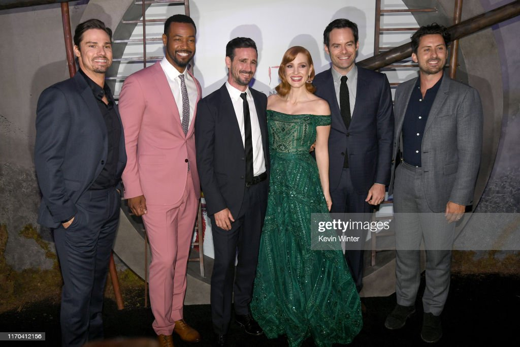 """Premiere Of Warner Bros. Pictures' """"It Chapter Two"""" - Red Carpet : News Photo"""