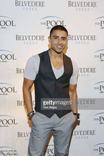 Jay Sean Hosts Performs at The Pool After Dark at Harrah's Resort on Sunday May 26 2013 in Atlantic City New Jersey