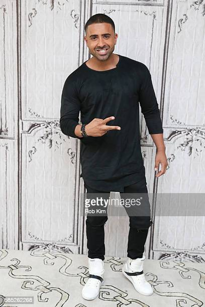 Jay Sean poses for a photo at AOL Build at AOL HQ on August 2 2016 in New York City