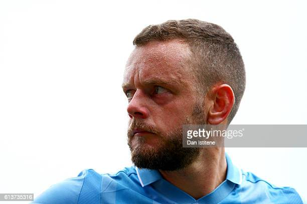 Jay Spearing of Bolton Wanderers looks on after the Sky Bet League One match between Swindon Town and Bolton Wanderers at County Ground on October 8...