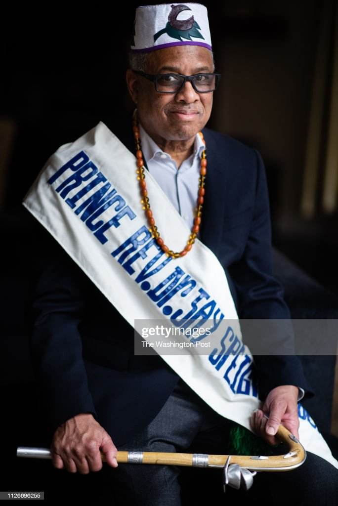 Jay Speights, 66, an interfaith leader who lives in Rockville, Md., made an accidental discovery last year: He is an African prince. After a DNA test revealed ties to the Allada kingdom in Benin, Speights contacted their king. Within months, he was on a pl... : News Photo