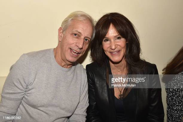 Jay Weiss and Leslie Cohen attend Grand Opening Of Avena UES on December 3 2019 in New York City