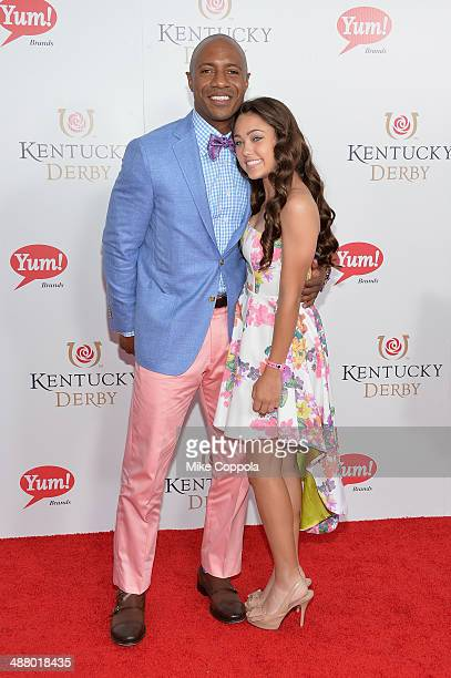 Jay Williams attends 140th Kentucky Derby at Churchill Downs on May 3 2014 in Louisville Kentucky