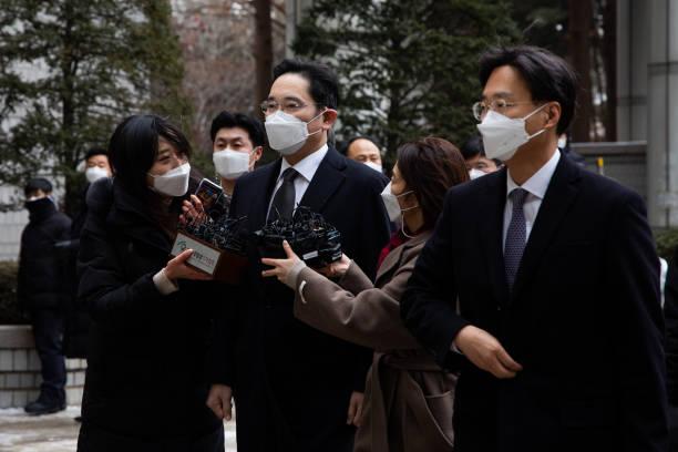 JPN: Ruling For Samsung Electronics Jay Y. Lee Bribery Case
