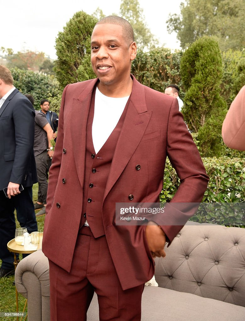 2017 Roc Nation Pre-GRAMMY Brunch : News Photo
