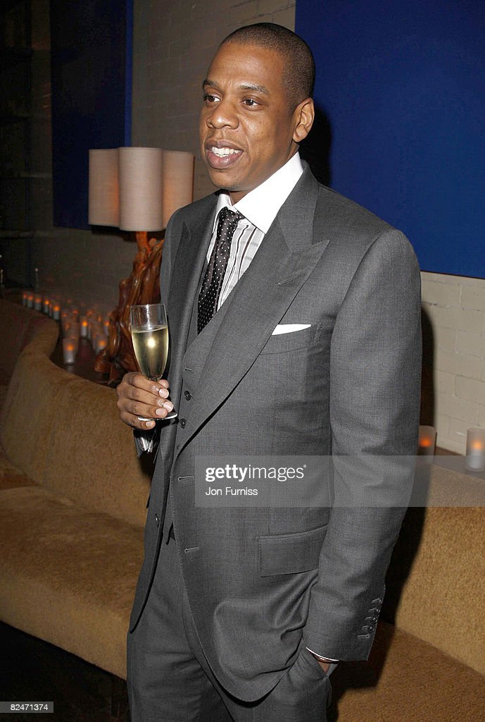 Armand de Brignac Champagne Presents 'A Taste of Gold' Hosted by Jay-Z And Dylan Jones : News Photo