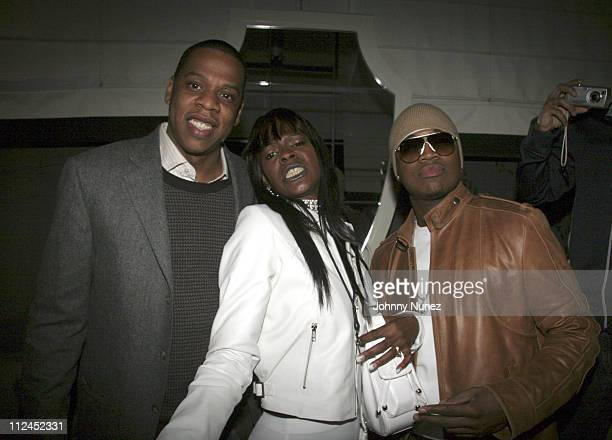 Jay Z NeYo's Mom and NeYo during Nokia and Def Jam Presents NeYo Album Release Party at Vice Roy Hotel in Los Angeles California United States