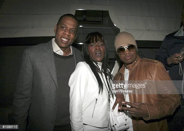 Jay Z NeYo's Mom and NeYo