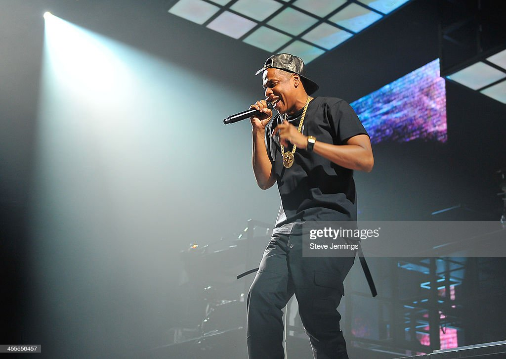 Jay Z In Concert : News Photo