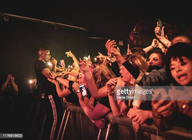 Jay1 performs at the Electric Ballroom on September 24 2019 in London England
