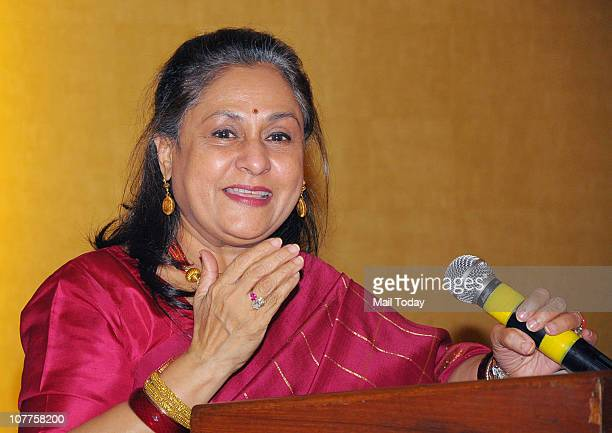Jaya Bachchan at Roshan Taneja Academy's Convocation ceremony at The Club Andheri on December 22 2010