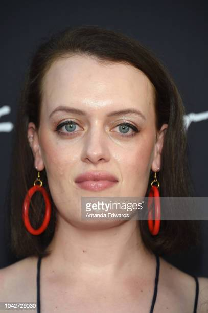 """Jaya Beach-Robertson attends the Closing Night Screening of """"Nomis"""" during the 2018 LA Film Festival at ArcLight Cinerama Dome on September 28, 2018..."""
