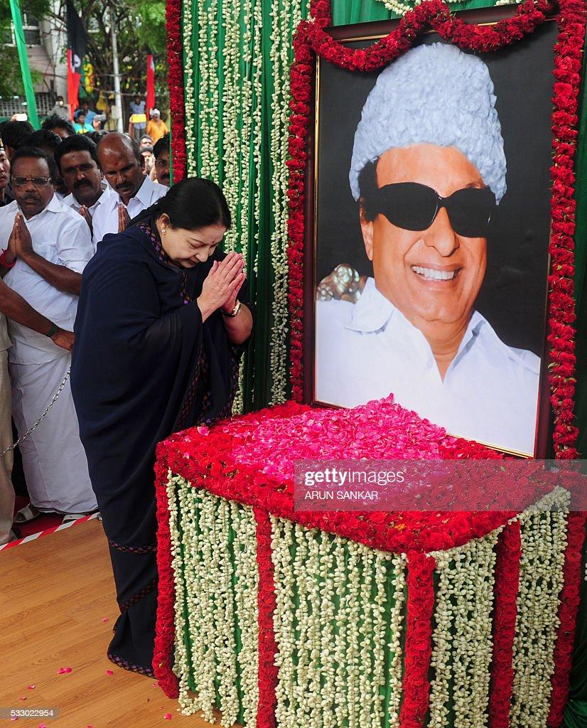 INDIA-ELECTION-POLITICS : News Photo