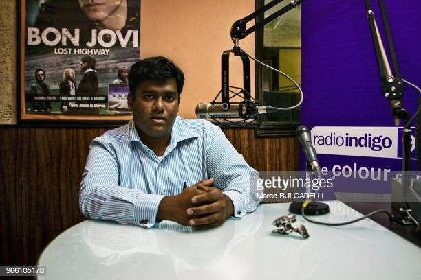 Jayanth Sharma speaking about his Wildlife Times club at Radio Indigo. Middle class Indians rank travel and outdoor enjoyment as their top interests....