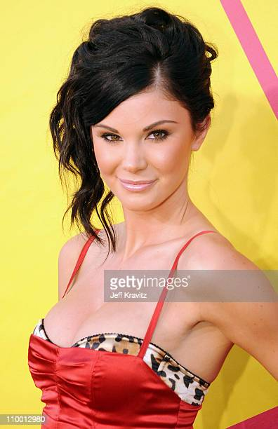 Jayde Nicole arrives at the 2008 MTV Video Music Awards at Paramount Pictures Studios on September 7 2008 in Los Angeles California
