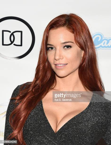 Jayden Cole attends Dinner With Dani Launch Party at The Mezzanine on November 2 2018 in New York City