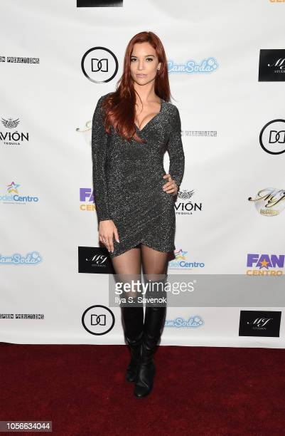 Jayden Cole attends Dinner With Dani Launch Party at The Mezzanine on November 2, 2018 in New York City.