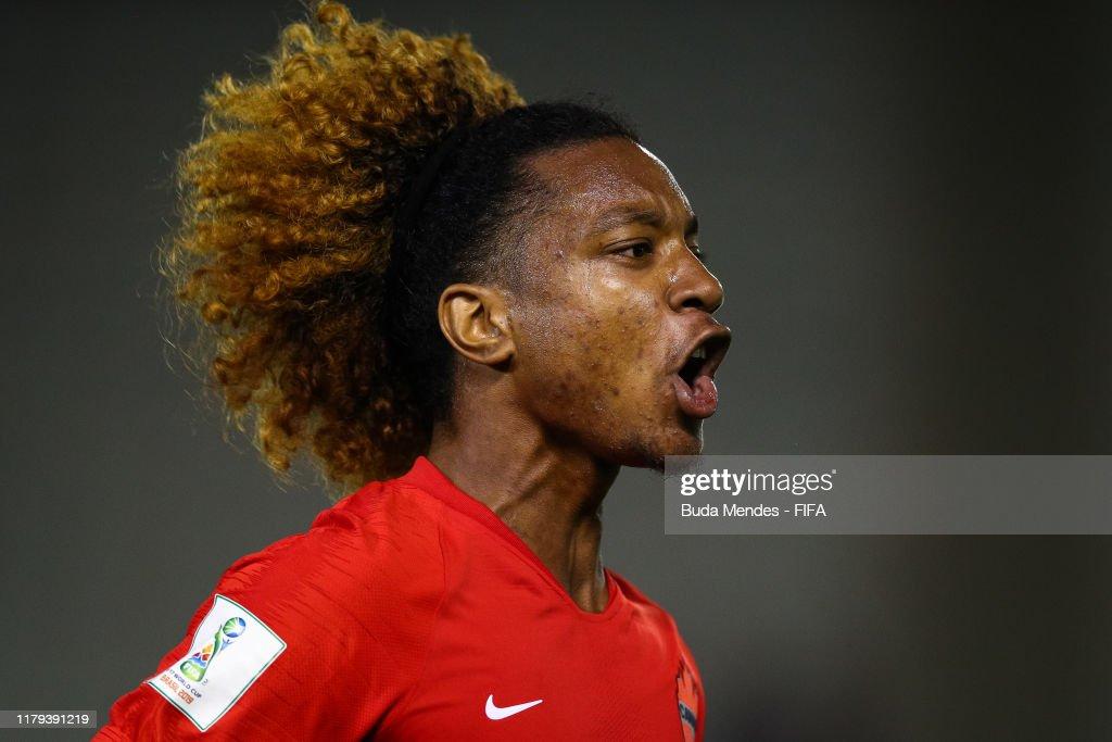 Canada v New Zealand - FIFA U-17 World Cup Brazil 2019 : News Photo