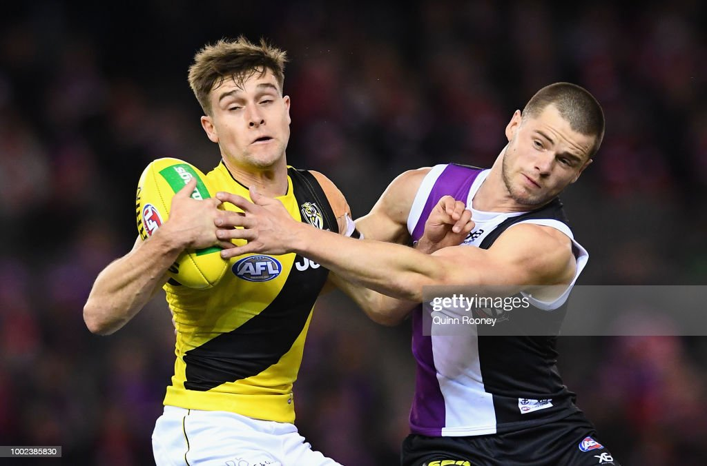 AFL Rd 18 - St Kilda v Richmond : News Photo