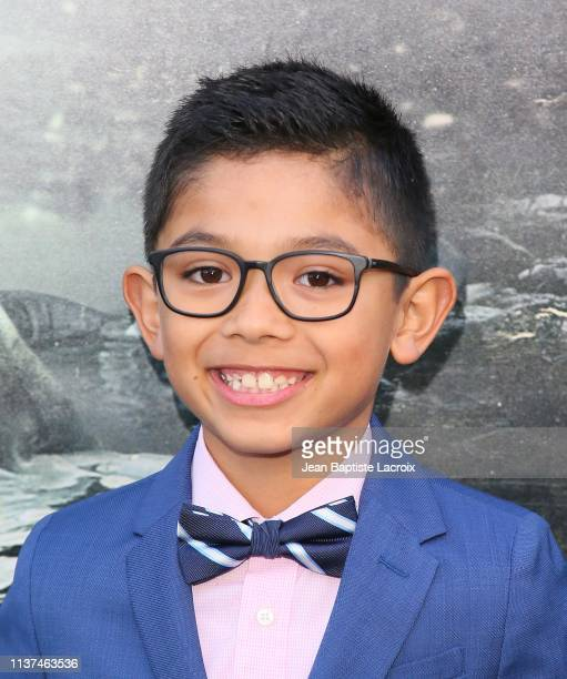 Jayden Valdivia attends the premiere of Warner Bros' 'The Curse Of La Llorona' at the Egyptian Theatre on April 15 2019 in Hollywood California