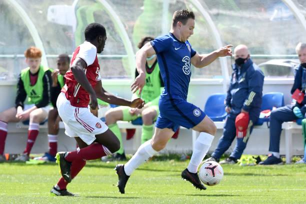 GBR: Chelsea v Arsenal - U18 Premier League