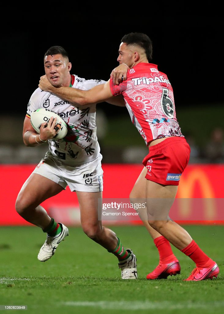 NRL Rd 12 - Dragons v Rabbitohs : News Photo