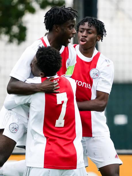 NLD: AFC Ajax v Borussia Dortmund - UEFA Youth League