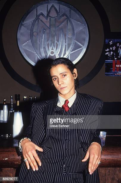 Jaye Davidson star of The Crying Game at the Limelight 1993 New York