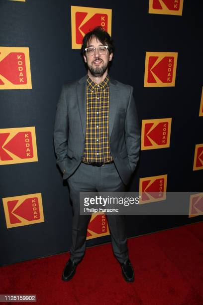 Jayk Gallagher attends the 3rd annual Kodak Awards at Hudson Loft on February 15 2019 in Los Angeles California