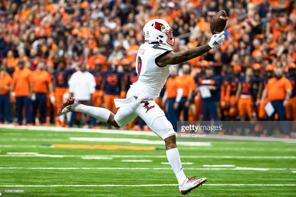 Louisville v Syracuse : News Photo