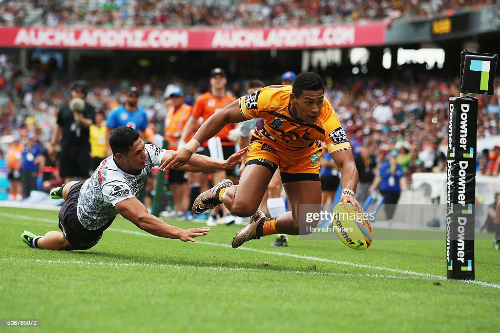 2016 Auckland Nines : News Photo