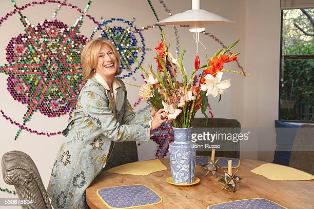 Jayne Atkinson at Home