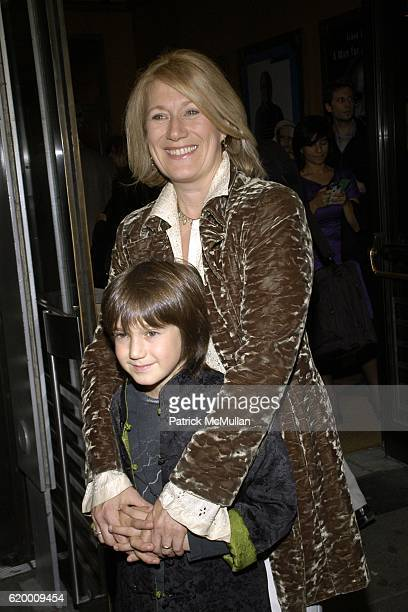 Jayne Atkinson attends A Man For All Seasons' Broadway Opening Night at Roundabout Theatre Company's American Airlines Theatre on October 7 2008 in...