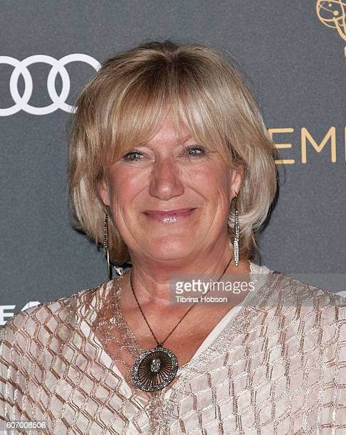 Jayne Atkinson attends the Television Academy reception for Emmy Nominees at Pacific Design Center on September 16 2016 in West Hollywood California