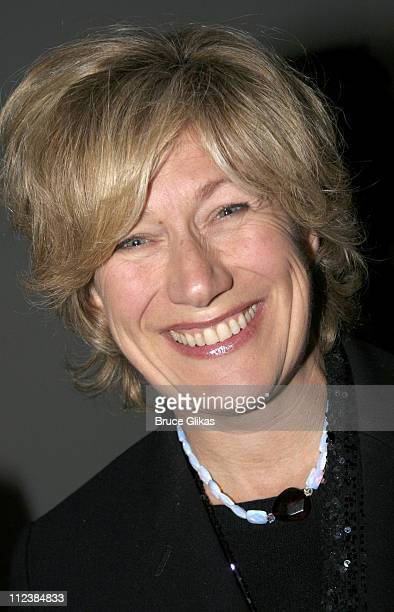 Jayne Atkinson during Modern Orthodox Opening Night Celebration at Dodger Stages Theater in New York New York United States