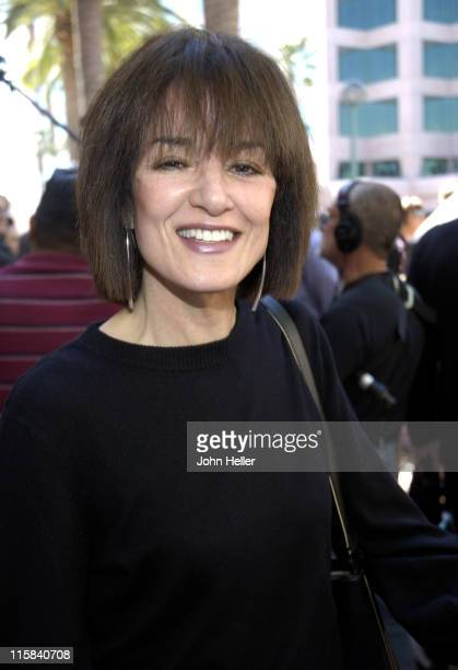 Jayne Barbera during Hanna-Barbera Wall Sculpture Unveiled at the Academy of Television Arts and Sciences at Academy of Television Arts and Sciences...