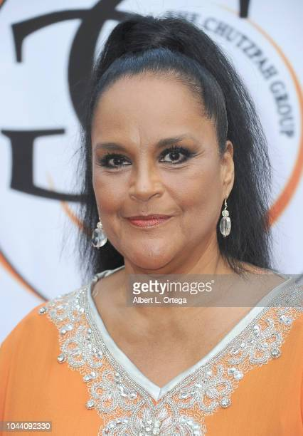 Jayne Kennedy arrives for 2nd Annual HAPAwards held at Alex Theatre on September 30 2018 in Glendale California