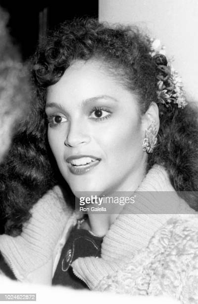 Jayne Kennedy attends Richard Pryor Live on the Sunset Strip Premiere on March 11 1982 in Westwood California