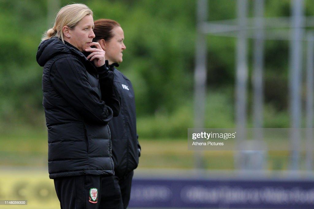 Wales Women v New Zealand Women - International Friendly : News Photo