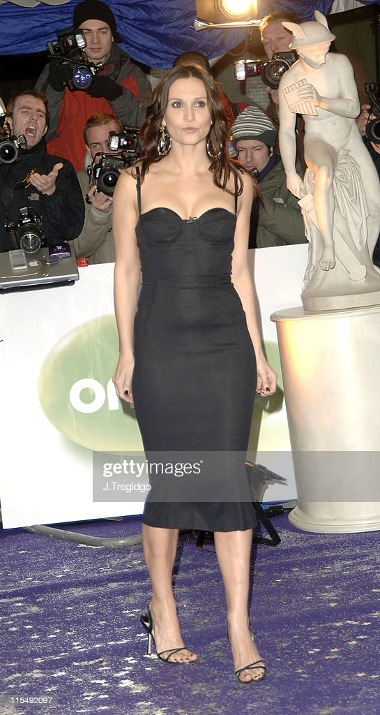 British Comedy Awards 2005 - Arrivals