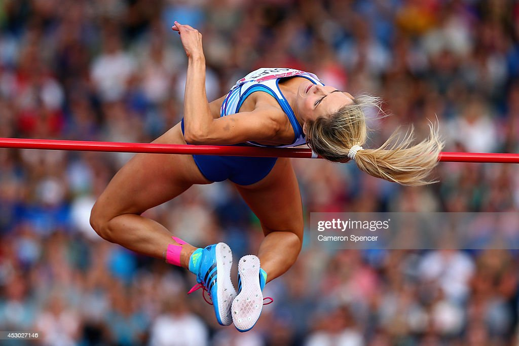 20th Commonwealth Games - Day 9: Athletics : News Photo