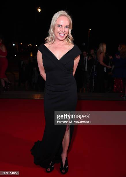 Jayne Torvill attends the Team GB Ball at Victoria and Albert Museum on November 1 2017 in London England